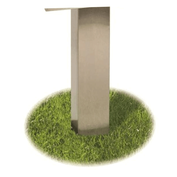"Broilmaster In-Ground Posts - 48"" Tall"