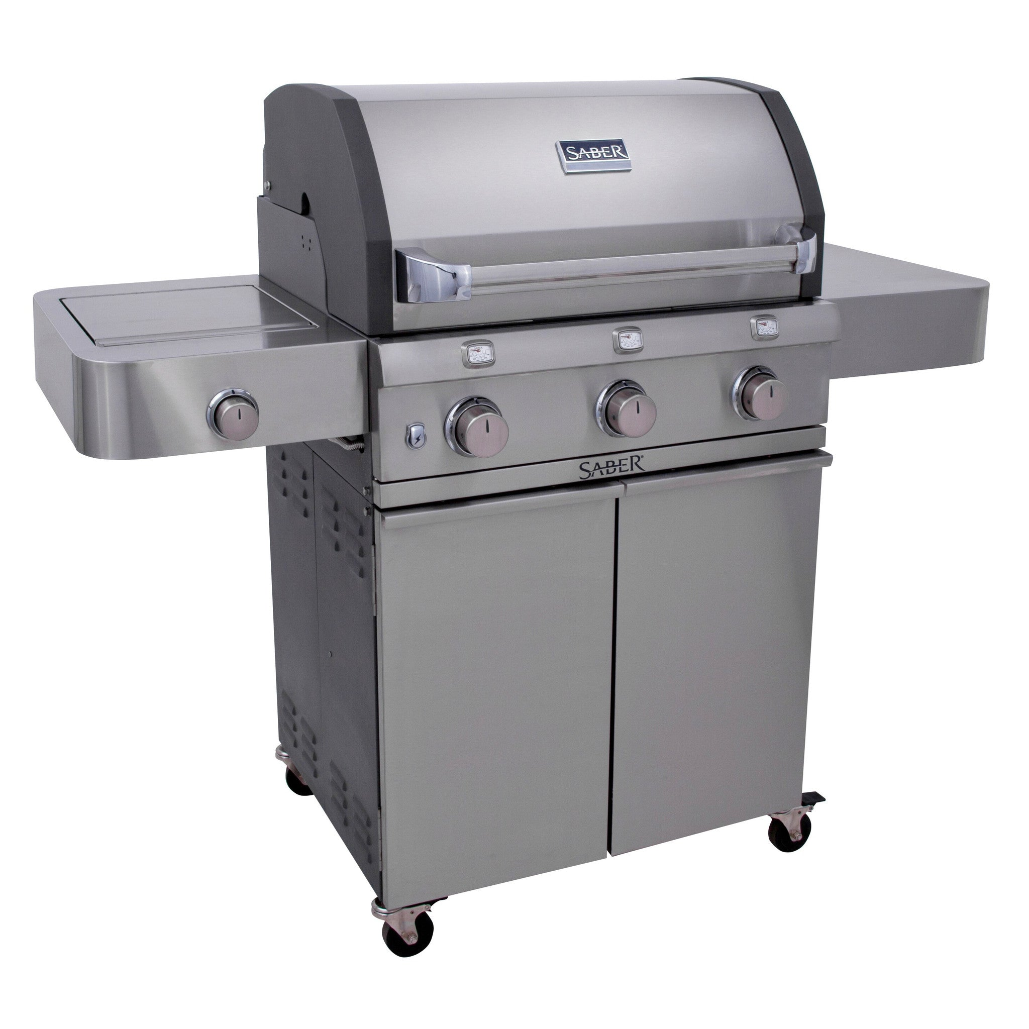 SABER Cast 500 Infrared Gas Grill