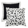 Wendy Jane Spotty Pillow - Midnight