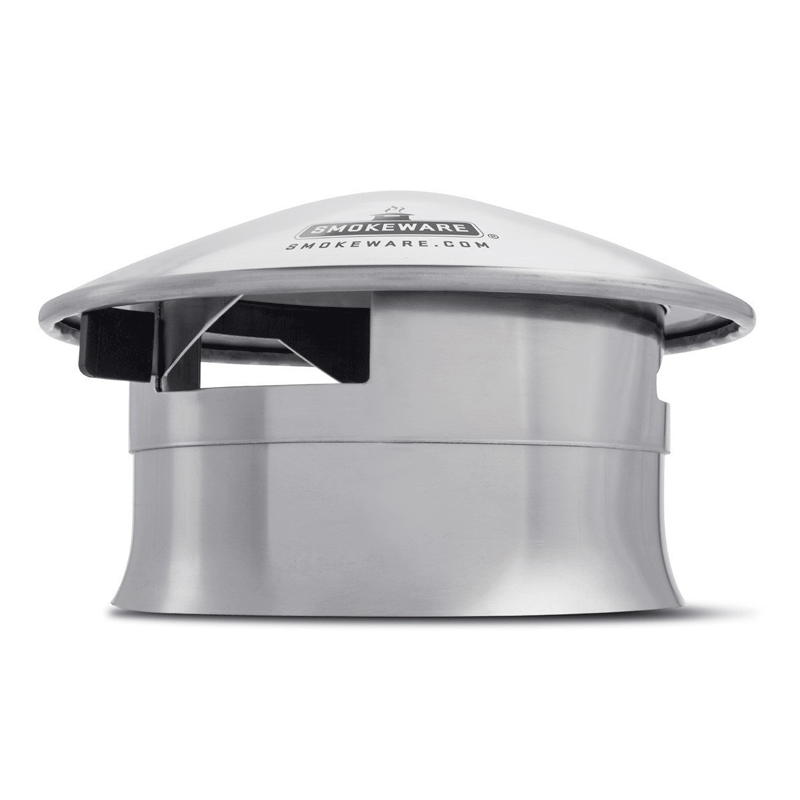 Smokeware Stainless Egg Vent Cap