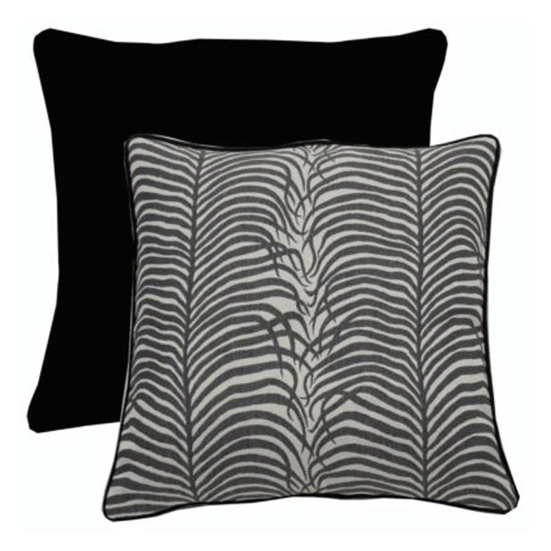 Wendy Jane Summer Sulu Pillow - Midnight