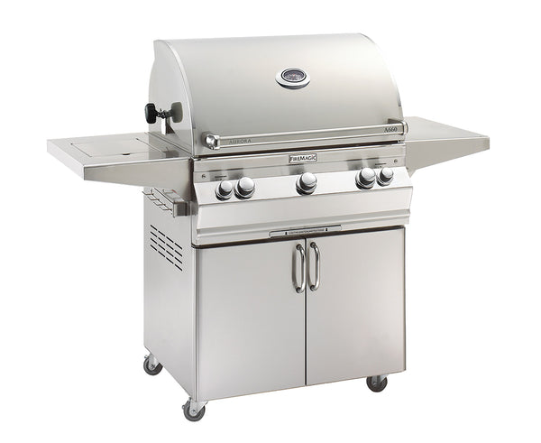 Fire Magic Aurora 660 A Single Burner