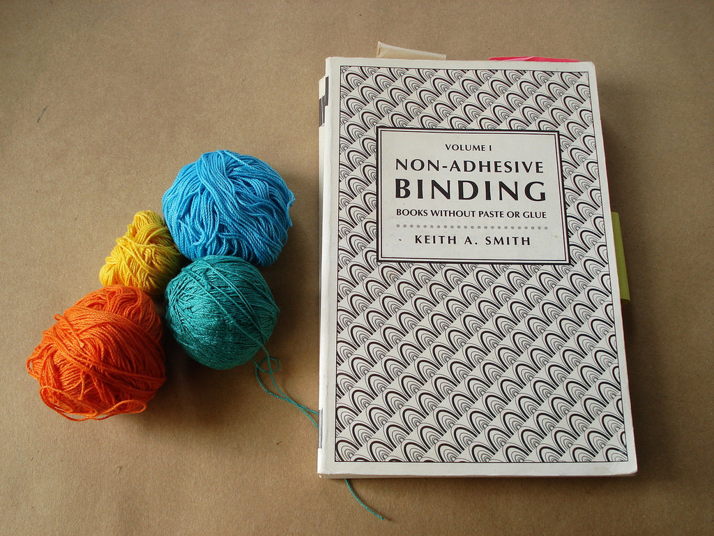 The Miracle of Books That Teach Bookbinding