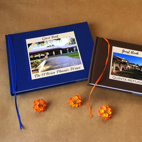 Custom Guest Books