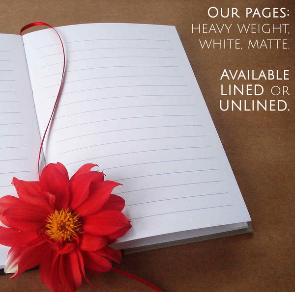 Wholesale Hard Back Journals · Bulk Priced Notebooks · Discount - Transient Books