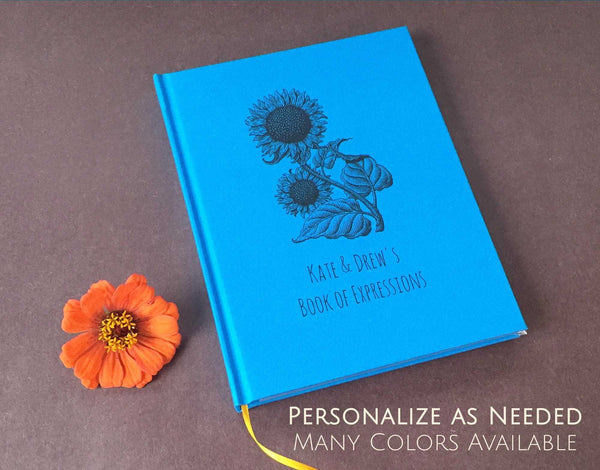 Custom Blank Journal · Personalized Notebook · Gift for Writer · Easy-to-order Diary on a Budget - Transient Books