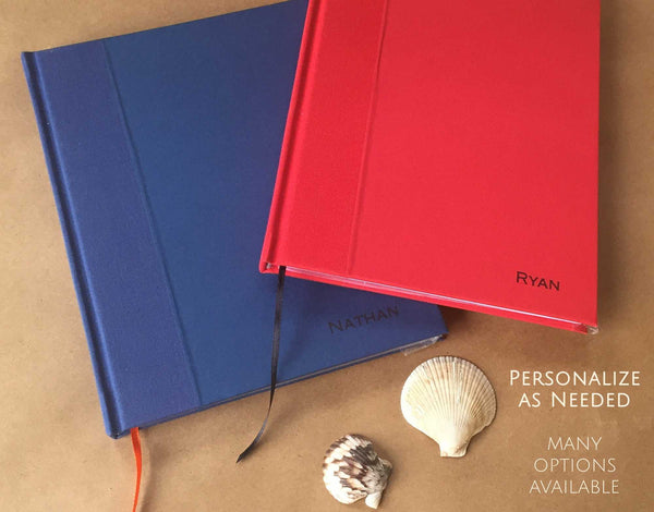 Custom Artist's Sketchbook · Personalized Drawing Journal · Gift for Artist - Transient Books