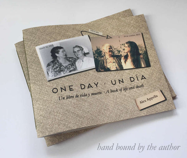One Day · Un Día by Alex Appella - Transient Books
