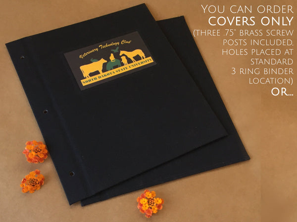 Custom Refillable Scrapbook Album · Removable Pages · Custom Photo Album · Personalized Album - Transient Books