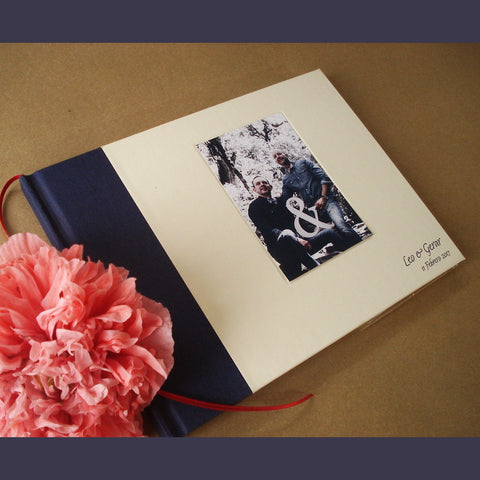 Love Won! (Custom) LGBT Wedding Guest Book · Gay Marriage · Anniversary Gift - Transient Books
