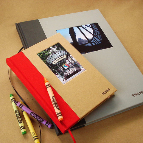 Custom Travel Journal · My Adventure Book · Gift for Traveler