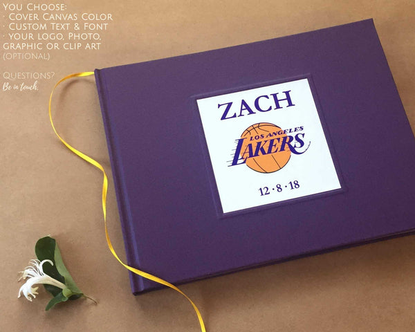 Custom Bar / Bat Mitzvah Guest Book · DIY · Made to Order - Transient Books