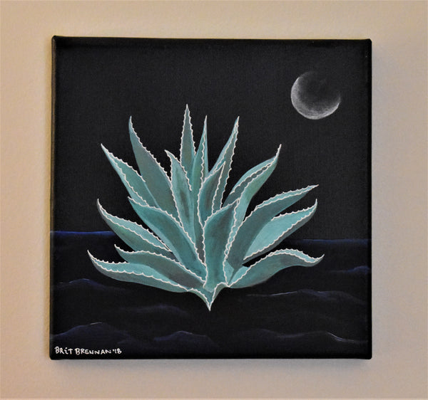 Desert Plant Series No. 2 - Agave