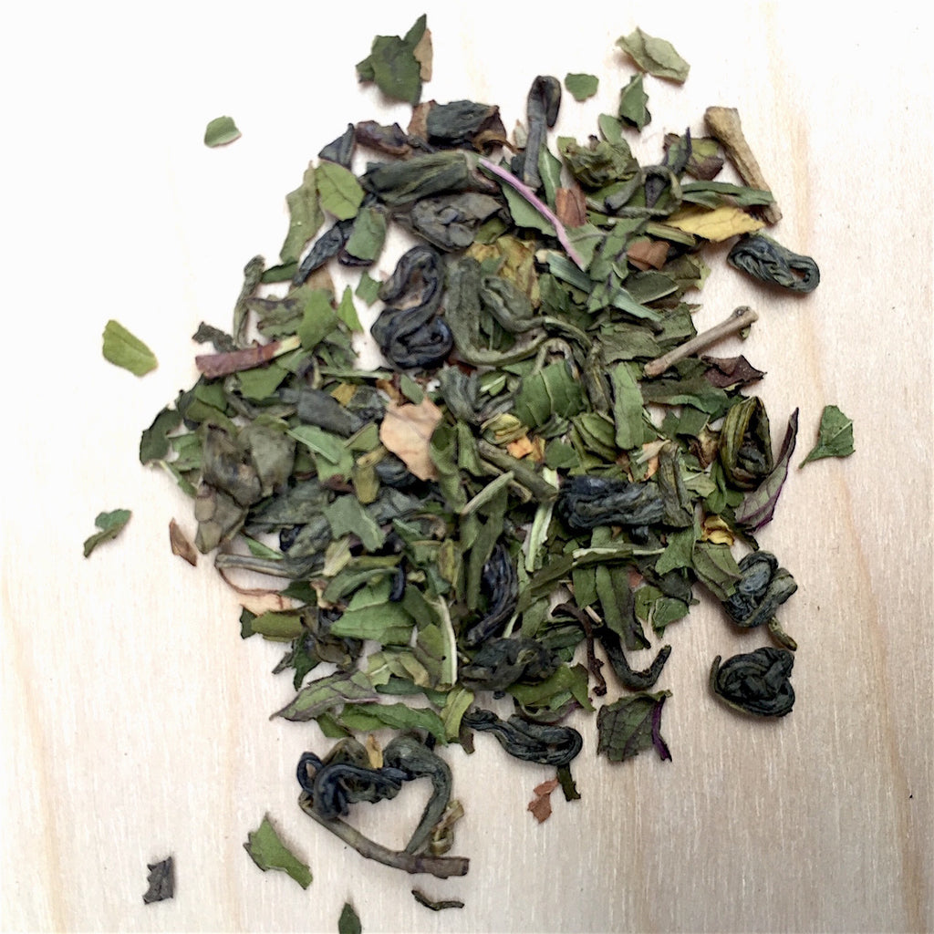 Green Gaia Organic Tea 3 oz.