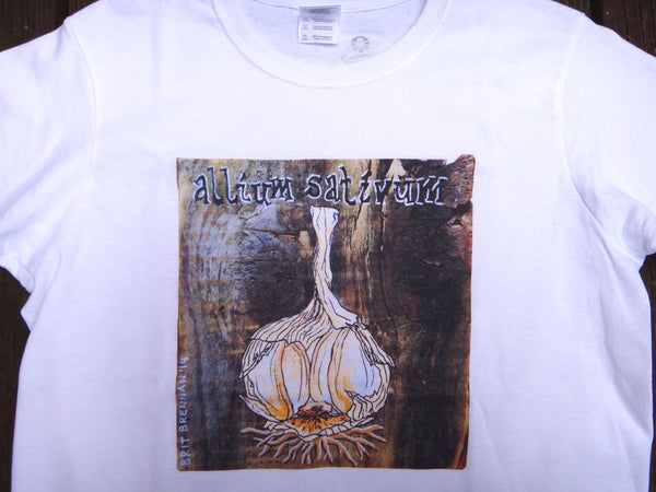 Allium Sativum T-Shirt - Women's Small-2XL