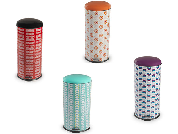 Retro Kitchen Bins, Affordable yet stylish...