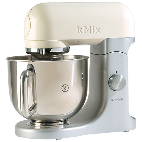 Cream Kenwood Kmix Stand & Utensils