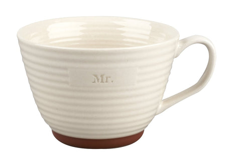 Portobello Mr Quality Stoneware Mug