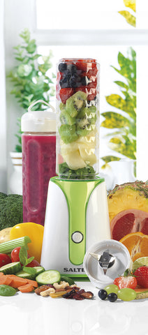 Salter Multi Purpose blender with 2 bottles
