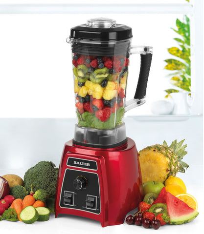Salter Red 1500 Watt NutriPro Blender