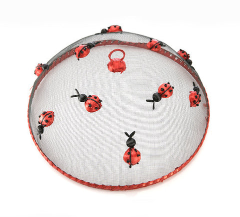 Ladybird Kitchen Food Cover