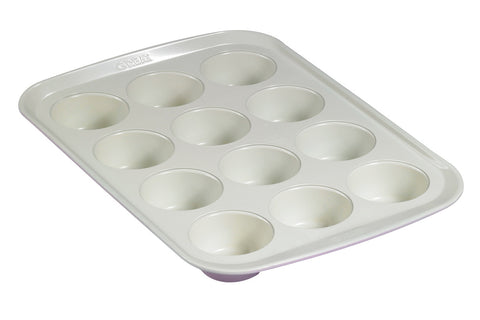 Great British Bake Off Official Pink Muffin Tray