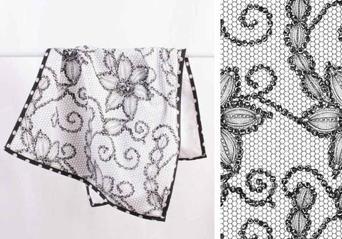 Individual Tea Towel Tiffany