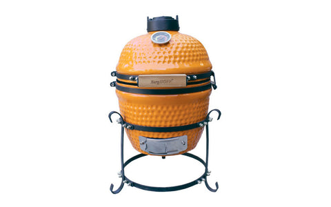 BergHOFF Small Orange Studio Ceramic BBQ