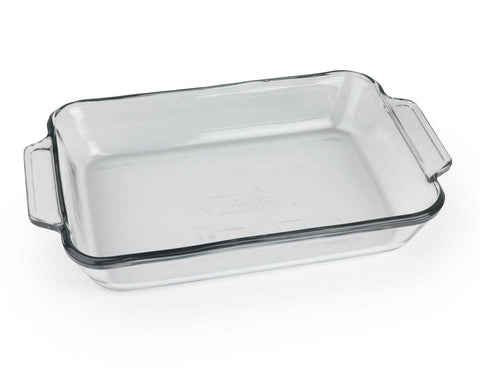 Anchor Hocking 2Ltr Rectangular Oven Dish