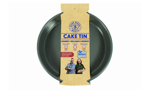 Hairy Biker Official 8 inch Round Cake Tin