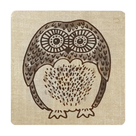Inspire Set Of 4 Inspire Forest Friend Coasters