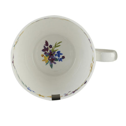 Bone China Portobello Mug