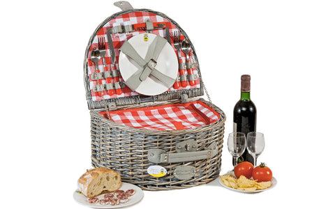 Provence Picnic Basket For 2