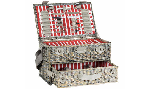 Polo Picnic Basket For 4