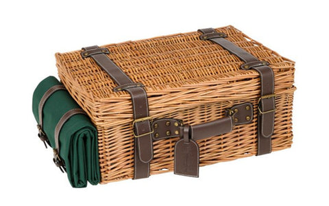 Champs Elysees Picnic Basket For 2
