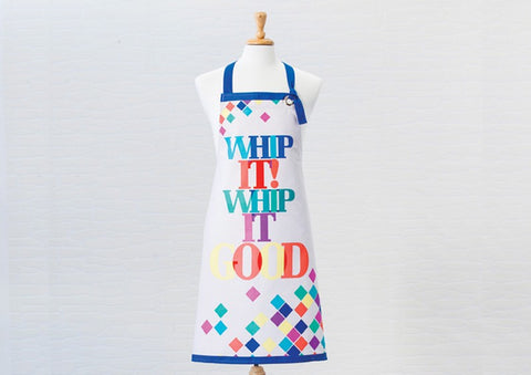 Whip It Kitchen Apron