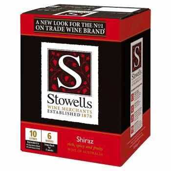 Stowells Shiraz from BJ Supplies | Cash & Carry Wholesale