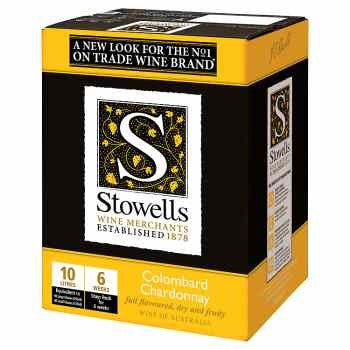 Stowells Colombard Chardonnay from BJ Supplies | Cash & Carry Wholesale