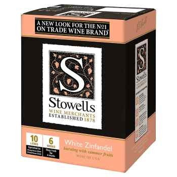 Stowells White Zinfandel from BJ Supplies | Cash & Carry Wholesale