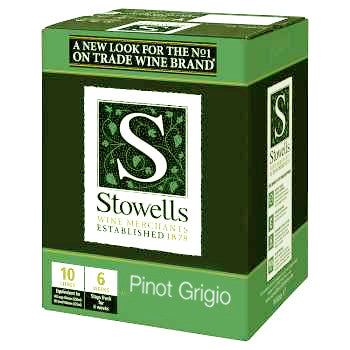 Stowells Pinot Grigio from BJ Supplies | Cash & Carry Wholesale