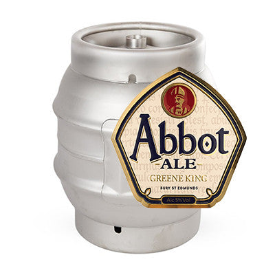 Greene King Abbot Ale from BJ Supplies | Cash & Carry Wholesale