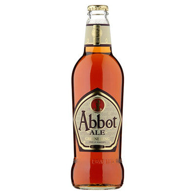 Abbot Ale Bottles from BJ Supplies | Cash & Carry Wholesale