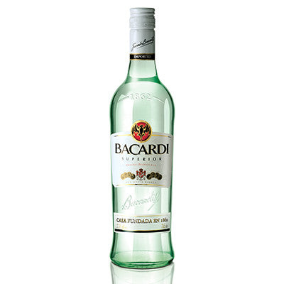 Bacardi from BJ Supplies | Cash & Carry Wholesale