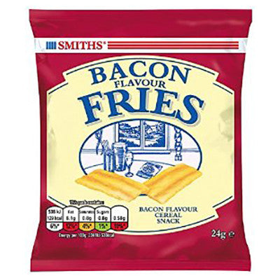 Smiths Bacon Fries from BJ Supplies | Cash & Carry Wholesale
