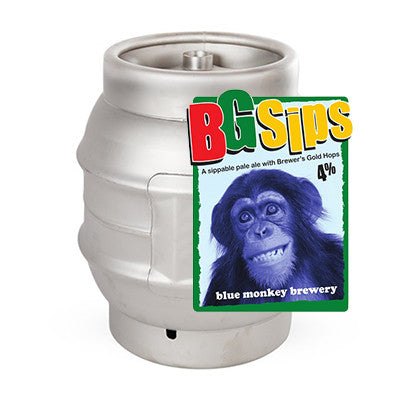 Blue Monkey BG Sips from BJ Supplies | Cash & Carry Wholesale