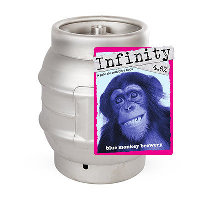 Blue Monkey Infinity from BJ Supplies | Cash & Carry Wholesale