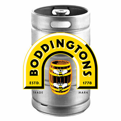 Boddington's Keg from BJ Supplies | Cash & Carry Wholesale