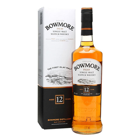 Bowmore Whiskey from BJ Supplies | Cash & Carry Wholesale
