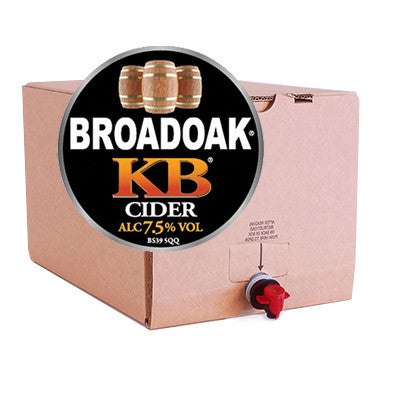 Broadoak Kingston Black from BJ Supplies | Cash & Carry Wholesale - BJ Supplies | Cash & Carry Wholesale
