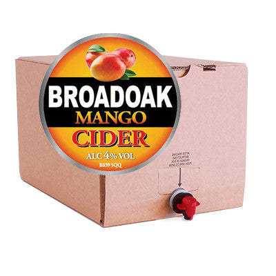 Broadoak Mango Cider from BJ Supplies | Cash & Carry Wholesale - BJ Supplies | Cash & Carry Wholesale